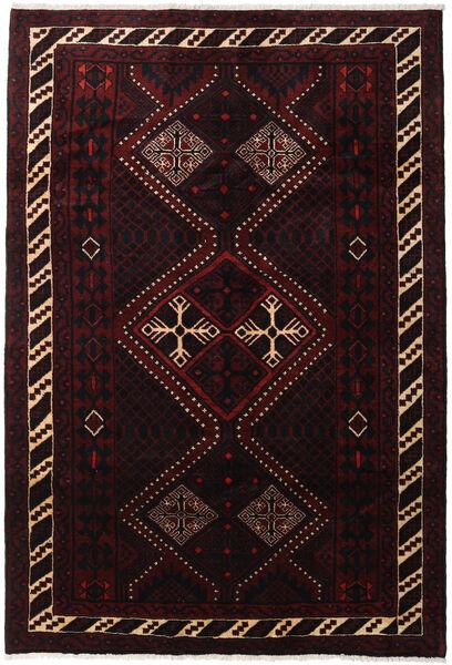 Lori Dywan 176X260 Orientalny Tkany Ręcznie Ciemnoczerwony (Wełna, Persja/Iran)