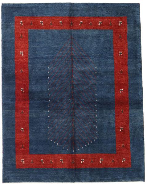 Gabbeh (Persja) Dywan 157X203 Nowoczesny Tkany Ręcznie Ciemnoniebieski/Rdzawy/Czerwony (Wełna, Persja/Iran)
