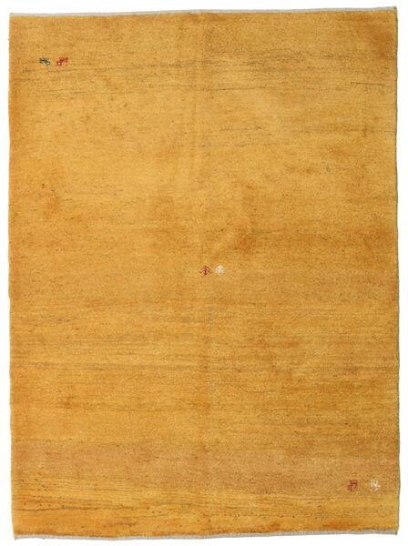 Gabbeh Persisk Matta 150X201 Äkta Modern Handknuten Orange/Ljusbrun (Ull, Persien/Iran)