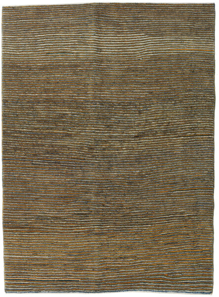 Gabbeh Persia Rug 173X235 Authentic  Modern Handknotted Dark Grey/Brown (Wool, Persia/Iran)