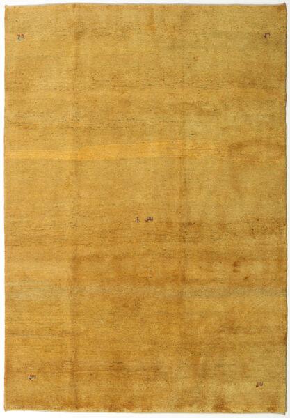 Gabbeh Perzsa Szőnyeg 196X280 Modern Csomózású Világosbarna/Narancssárga (Gyapjú, Perzsia/Irán)