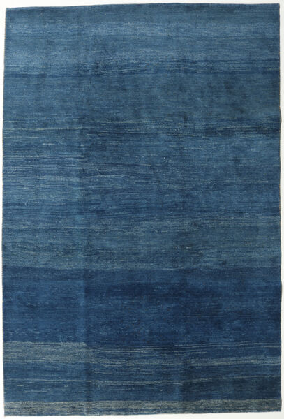 Gabbeh Persia Rug 202X300 Authentic  Modern Handknotted Dark Blue/Blue (Wool, Persia/Iran)