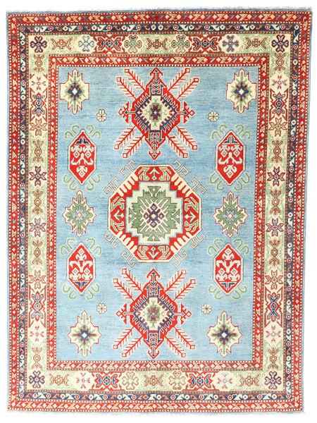 Kazak Rug 151X205 Authentic  Oriental Handknotted Light Blue/Beige (Wool, Pakistan)