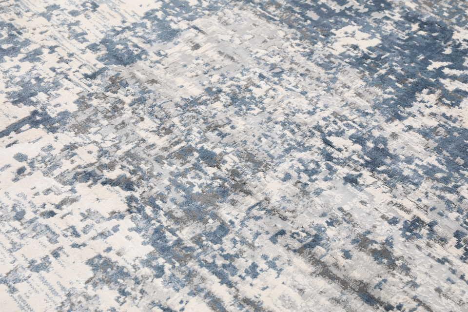 Triad Szürke Kék 250x250 CarpetVista