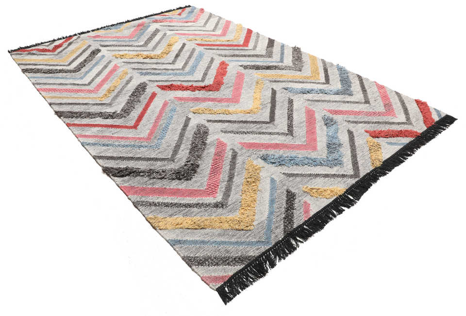 Zigzag 250x350 CarpetVista