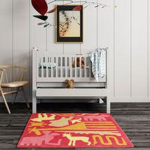 Tapis pour enfant rugvista for Tapis chambre enfant avec matelas bultex 140x200 promo