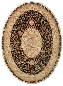 Tabriz 60 Raj silkesvarp matta VAC9
