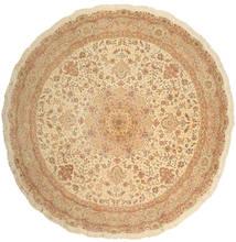 Tabriz#60 Raj Seidenkette Teppich VAH18