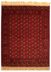 Bokhara/Yamut Rug 201X252 Authentic  Oriental Handknotted (Wool, Turkmenistan/Russia)