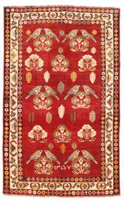 Ghashghai Matto 153X248 Itämainen Käsinsolmittu Ruoste/Beige (Villa, Persia/Iran)