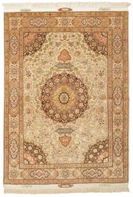 Tabriz 60 Raj silkesvarp matta VAC133