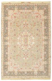 Tabriz 60 Raj zijden pool tapijt VAC105