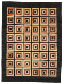 Ziegler Modern Rug 270X363 Authentic  Modern Handknotted Black/Light Brown Large (Wool, Pakistan)