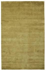 Handloom - Olívazöld szőnyeg MEX12
