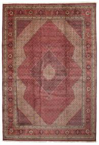Sarab Teppich 400X610 Echter Orientalischer Handgeknüpfter Braun/Dunkelrot/Hellbraun Großer (Wolle, Persien/Iran)