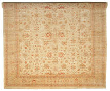 Ziegler Rug 487X704 Authentic  Oriental Handknotted Light Brown/Dark Beige Large (Wool, Pakistan)