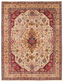 Tabriz Patina Rug 260X344 Authentic  Oriental Handknotted Large (Wool, Persia/Iran)