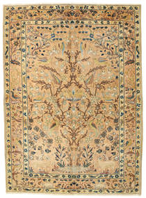 Najafabad Patina pictorial carpet EXE191