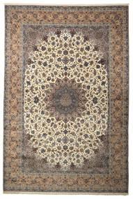 Tappeto Isfahan ordito in seta firmato: Salimi VAH22