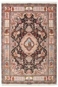 Tabriz 70 Raj silkesvarp matta VAH27