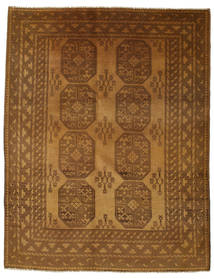 Afghan Natural Rug 152X195 Authentic  Oriental Handknotted (Wool, Afghanistan)