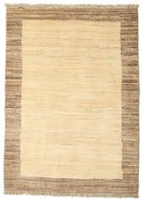 Gabbeh Persisk Matta 113X156 Äkta Modern Handknuten Ljusbrun/Beige (Ull, Persien/Iran)