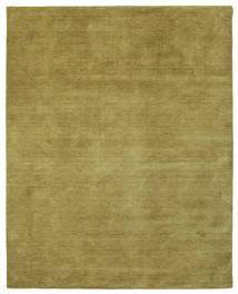 Handloom - olivgrün Teppich MAX24