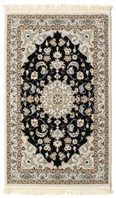 Nain Mahak Dywan 100X160 Orientalny Jasnoszary/Beżowy ( Turcja)