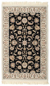 Nain Neizar Rug 100X160 Oriental Light Grey/Beige ( Turkey)