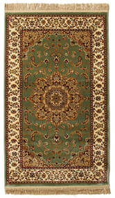 Nahal - Green Rug 100X160 Modern Dark Green/Brown ( Turkey)
