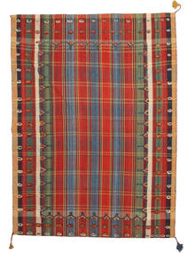 Kilim Fars Dywan 179X240 Orientalny Tkany Ręcznie (Wełna, Persja/Iran)