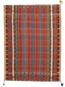 Kelim Fars Vloerkleed 179X240 Echt Oosters Handgeweven (Wol, Perzië/Iran)