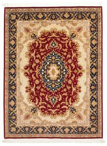 Tapis Tabriz 50 Raj avec de la soie VAZZU47