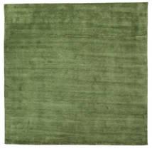 Handloom - Grön matta CVD3368