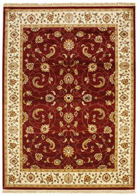 Sarina - Rust Rug 300X400 Modern Dark Red/Light Brown Large ( Turkey)