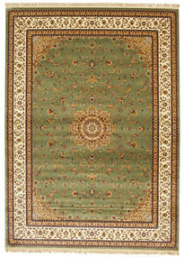 Nahal - Green Rug 300X400 Modern Brown/Dark Grey Large ( Turkey)