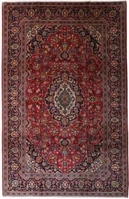 Keshan Matta 204X317 Äkta Orientalisk Handknuten (Ull, Persien/Iran)