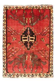 Qashqai pictorial carpet BPJ33