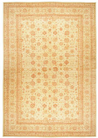 Ziegler Rug 582X843 Authentic  Oriental Handknotted Light Brown/Beige Large (Wool, Pakistan)