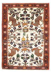 Saveh pictorial carpet BPJ160
