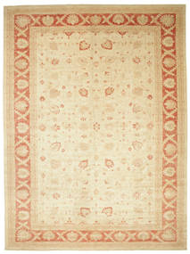 Ziegler Rug 491X657 Authentic  Oriental Handknotted Beige/Dark Beige Large (Wool, Pakistan)