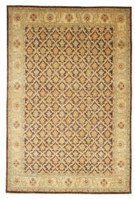 Ziegler Rug 487X738 Authentic  Oriental Handknotted Light Brown/Brown/Dark Beige Large (Wool, Pakistan)