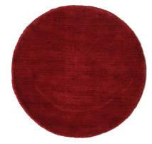 Tapis Handloom - Rouge foncé BVD3780