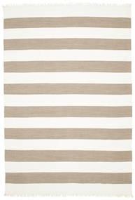 Cotton stripe - Brun teppe CVD4902