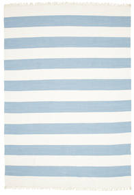 Cotton stripe - Light Blue rug CVD4900