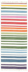 Tapete Rainbow Stripe - White CVD1774