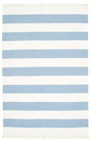 Cotton stripe - Vaalea Sininen-matto CVD4897