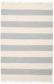 Cotton stripe - Steel Blue carpet CVD4914