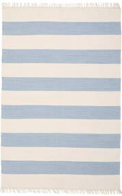 Cotton stripe - Light Blue carpet CVD4898