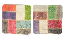 Tappeto Patchwork Fodera per cuscino XCGE1007